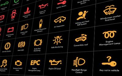 Kontrolky v aute | autoXperts